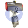 Air Actuated High Performance Butterfly Valves
