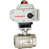 Electric Actuated Stainless Ball Valves - On-Off