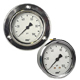 Stainless Steel Gauges 2.5 Panel Mount