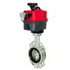 Electric Actuated Butterfly Valves Wafer Style - Multi-Voltage