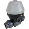 Air Actuated PVC Diaphragm Valves