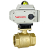 Electric Actuated Brass Ball Valves - On/Off