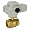 Electric Actuated Brass Ball Valves - Positioner