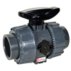 Full Port PVC Ball Valves