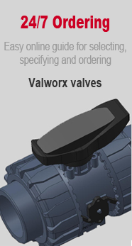 Valworx Valves 24/7 Ordering