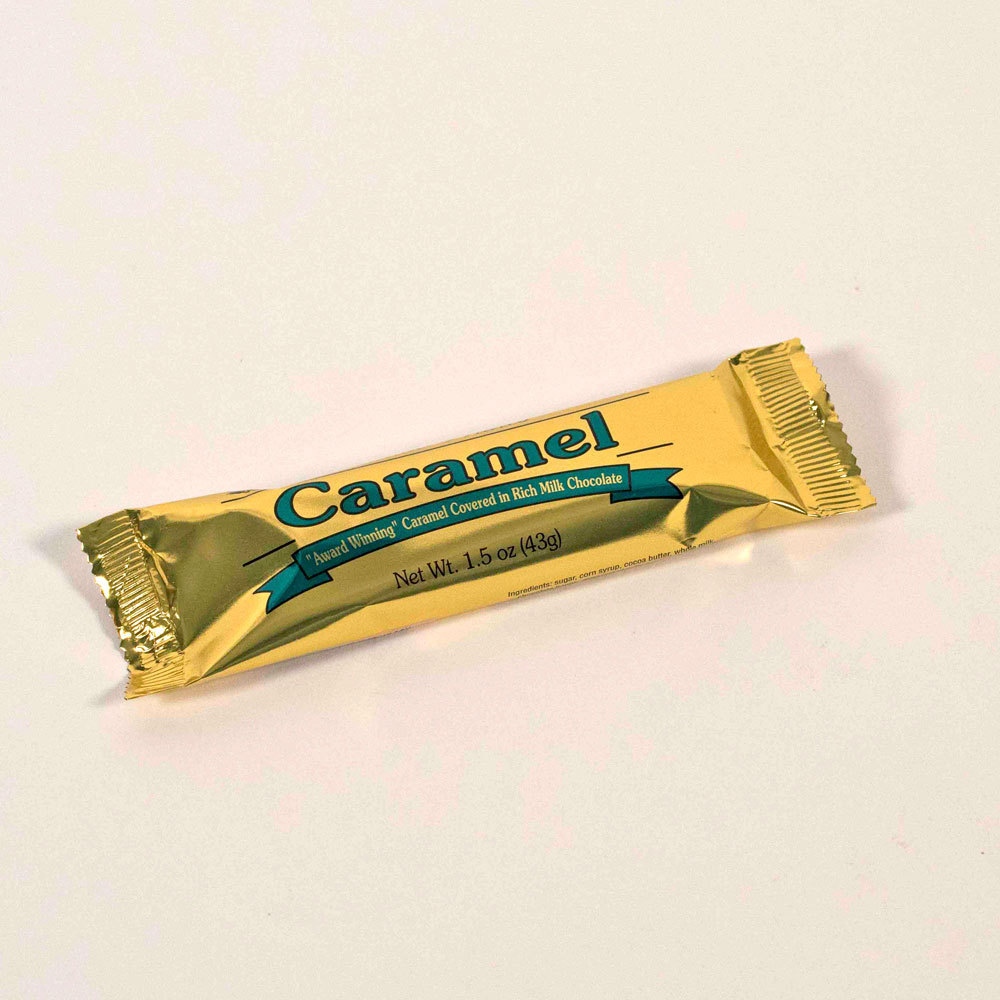 Caramel Bar - 1.5 oz Bar