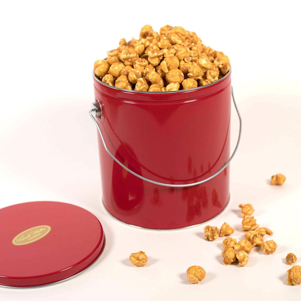 Original Caramel Corn Gift Tin - 1 lb. Gift Tin