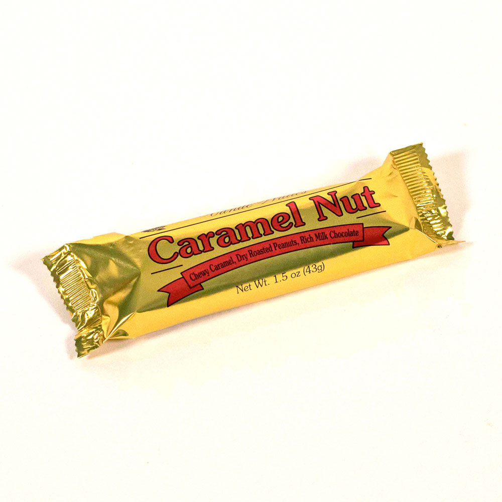 Caramel Nut Bar - 1.75 oz. Bar