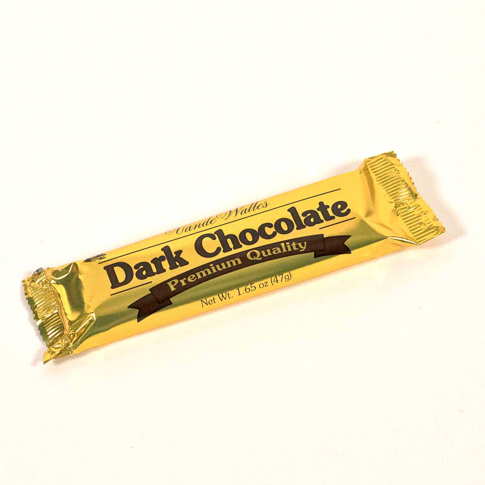 Dark Chocolate Bar - 1.65 oz. Bar