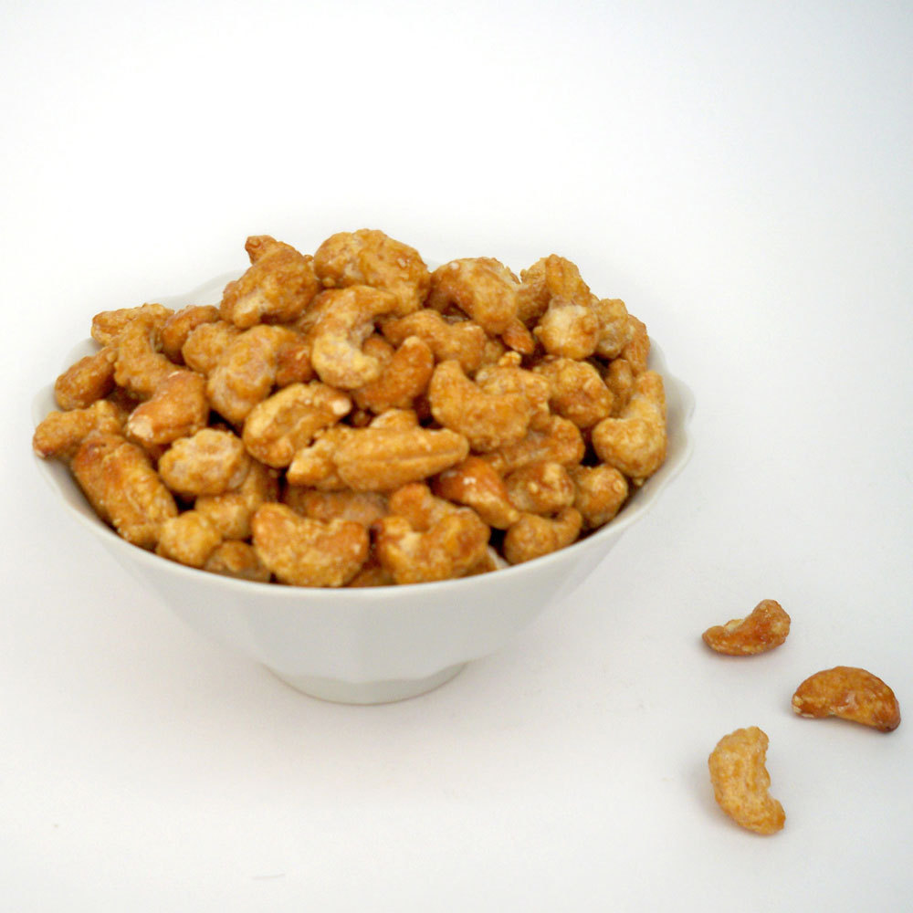 Honey Toasted Cashews - 8 oz. Bag