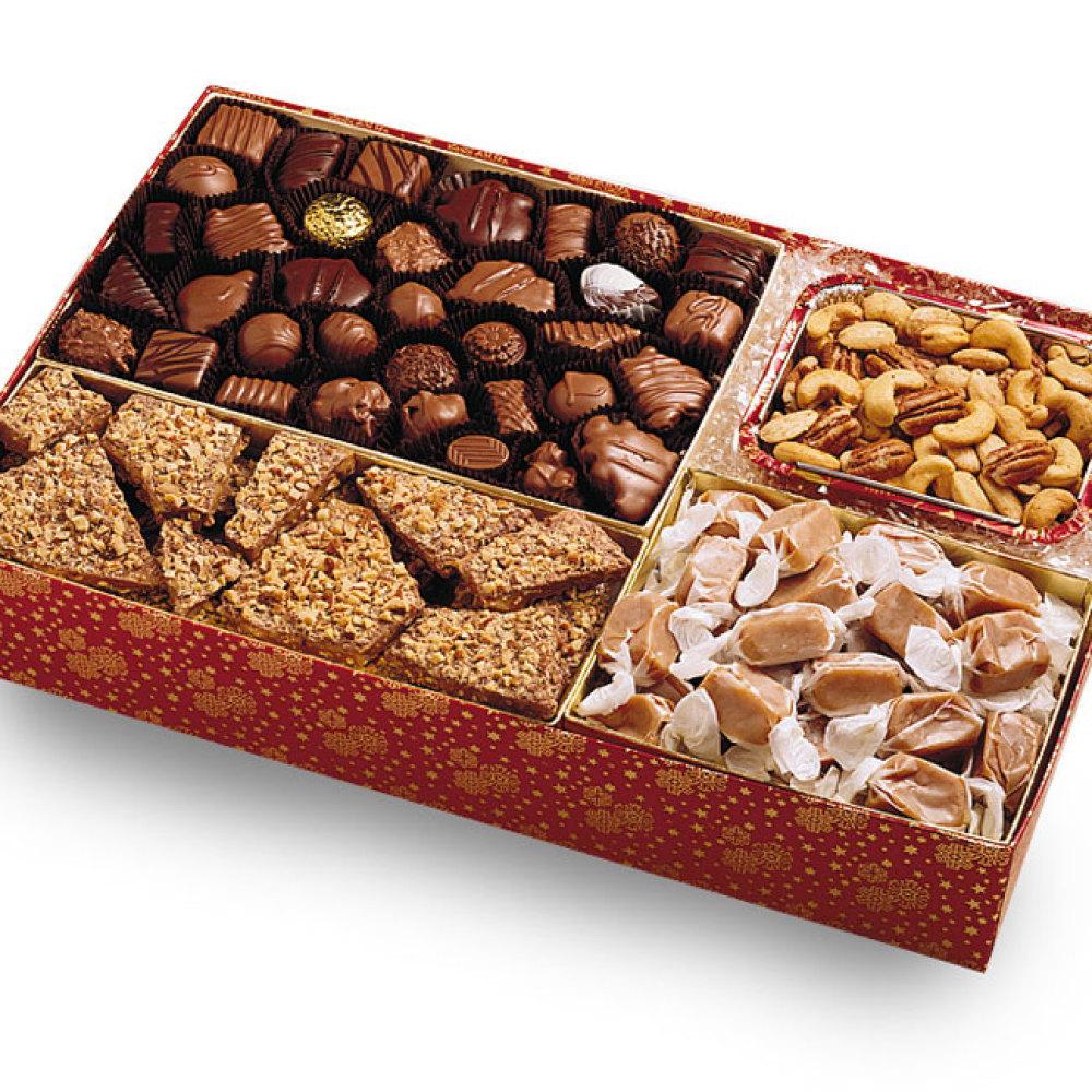 The Jefferson Gift Box