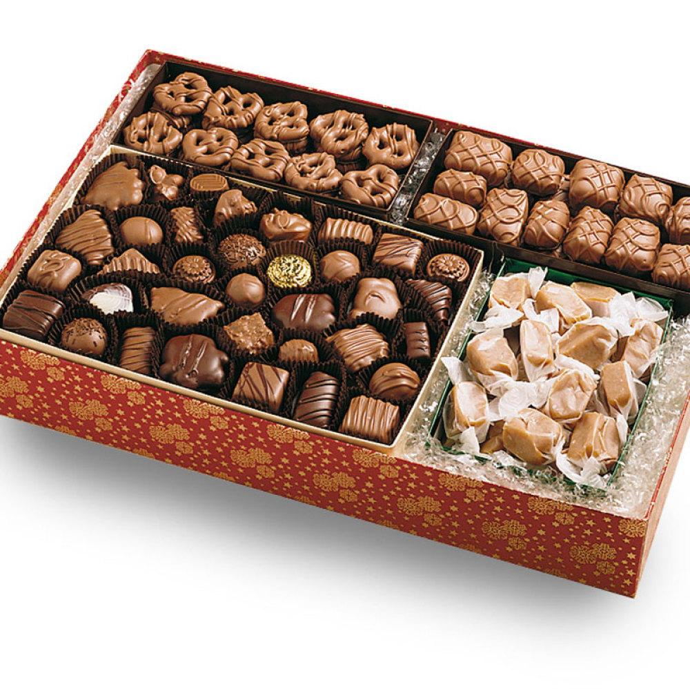 The Monticello Gift Box
