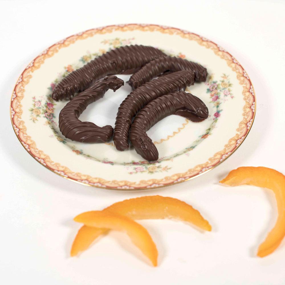 Milk Chocolate Italian Orange Peel