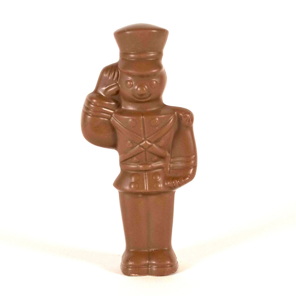 Toy Soldier, Milk Chocolate - 3 oz.