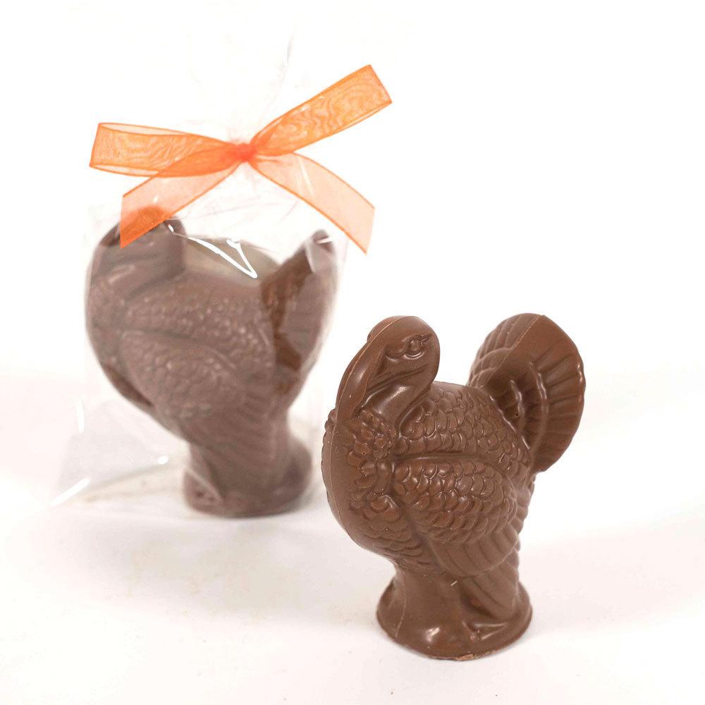 Milk Chocolate Turkey - 3.75 oz.