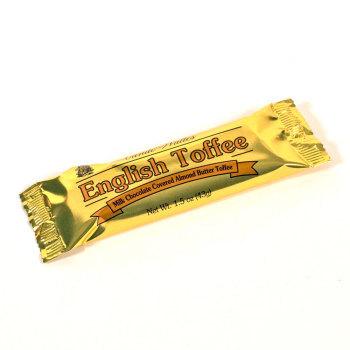English Toffee Bar - 1.5 oz. Bar