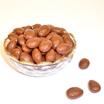 Milk Chocolate Almonds - 8 oz. Bag