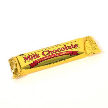 Milk Chocolate Bar - 1.65 oz. Bar