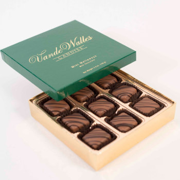 Mint Meltaways, Milk Chocolate - 5.5 oz. Box (9 pc)