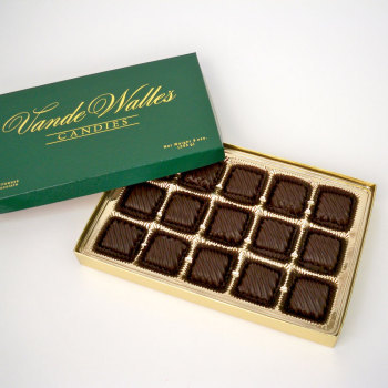 Mint Meltaways, Dark Chocolate - 9 oz. Box (15 pc)