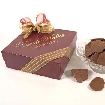 Milk Chocolate Covered Potato Chips - 1 lb. Gift Box