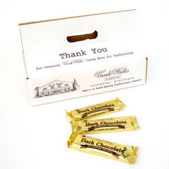 Tote Box of Dark Chocolate Bars - 40 count