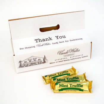Tote Box of Mint Truffle Bars - 40 count