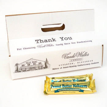 Tote Box of Peanut Butter Meltaway Bars - 40 count