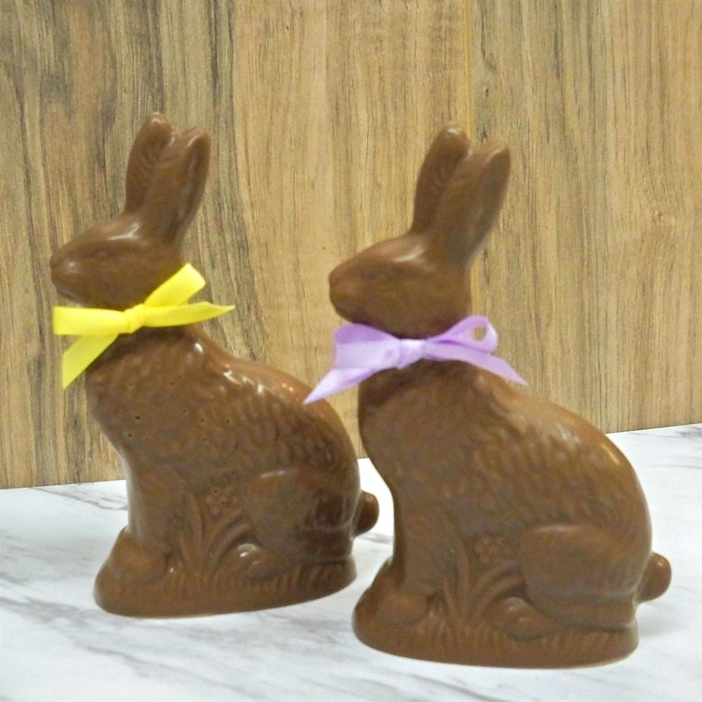 7.75 oz. Chocolate Rabbits