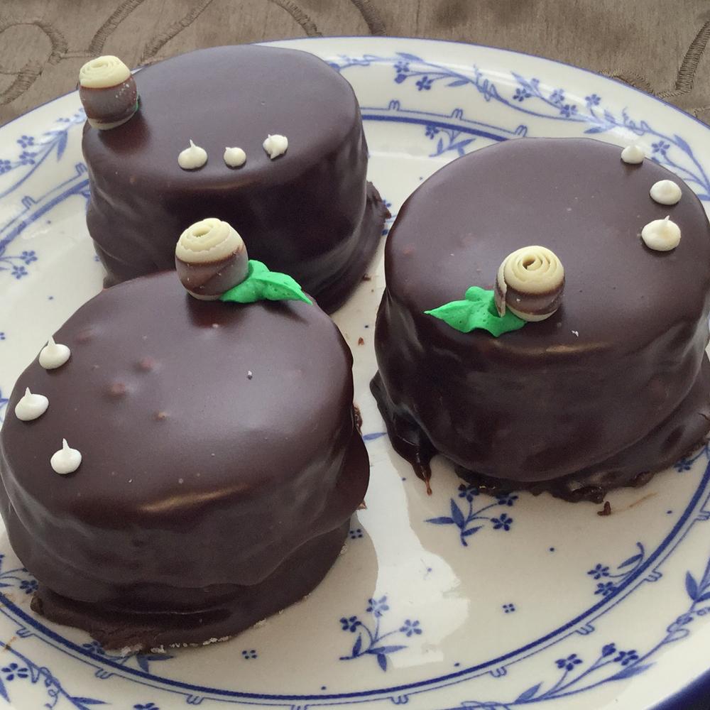 Boston Creme Desserts