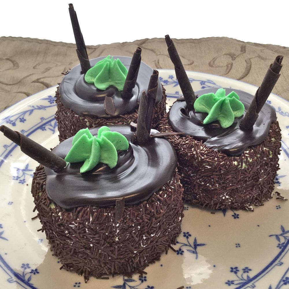 Grasshopper Dessert