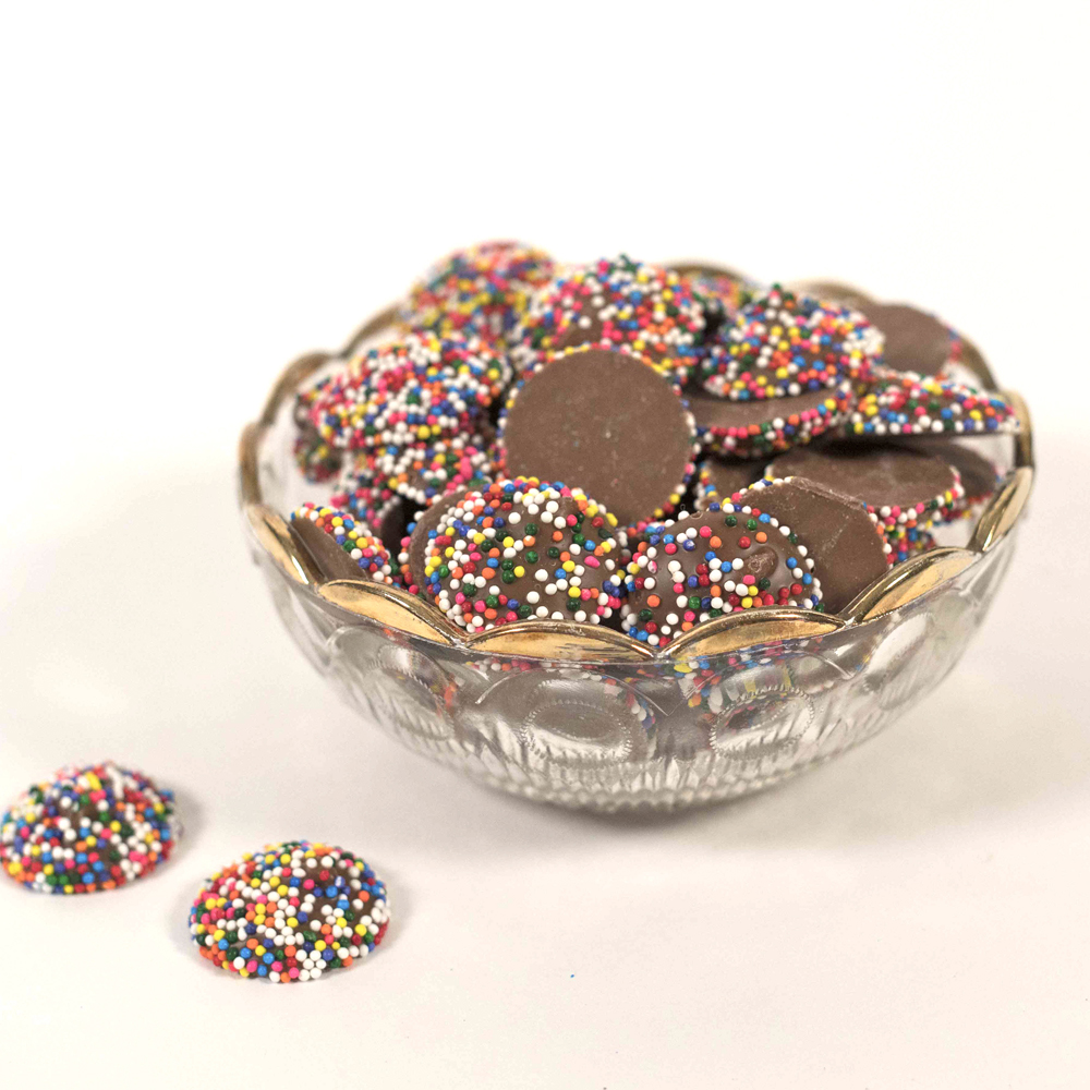 Milk Chocolate Non-Pareils
