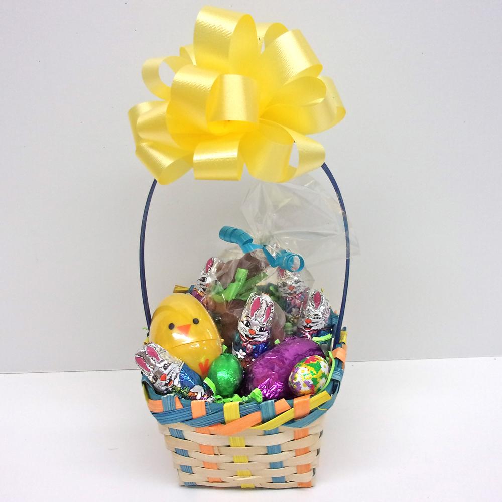Delightful Bunny Basket
