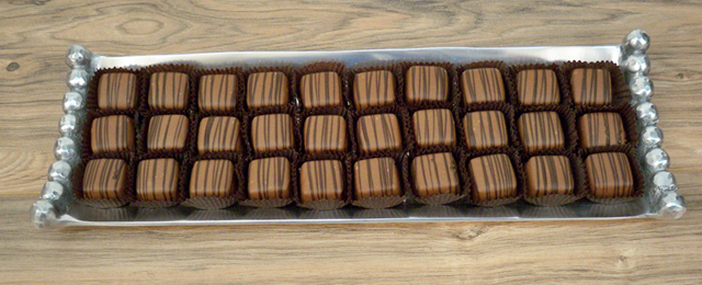 Boxed Meltaway Chocolates