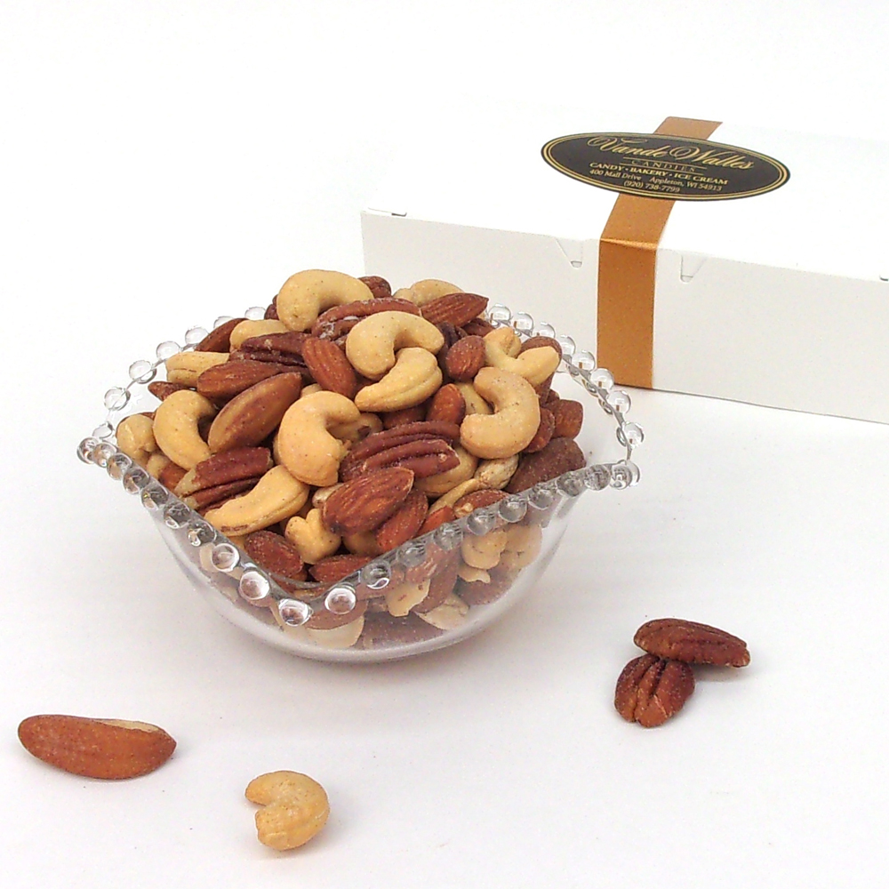 Deluxe Mixed Nuts Gift Box