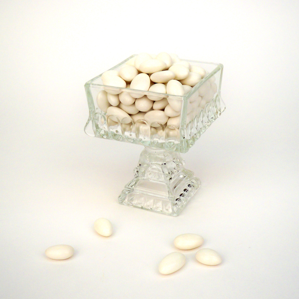 Jordan Almonds, White - 8 oz. Bag