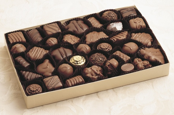 Win Free Chocolate - Chocolate Box
