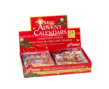 Grand Assortment Advent Cards