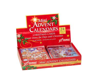 Whimsical Assortment Advent Cards