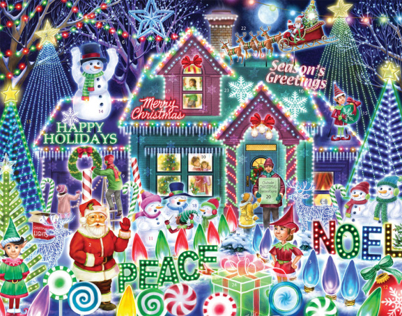 Festival of Lights Advent Calendar