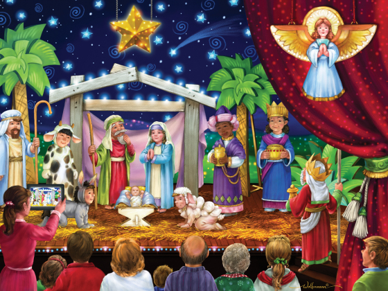 The Greatest Story Jigsaw Puzzle