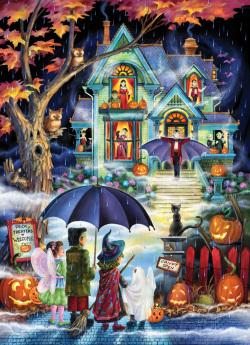 Fright Night Jigsaw Puzzle