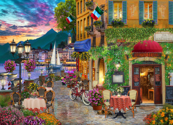 Irresistible Italy Jigsaw Puzzle