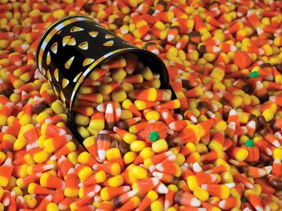 Candy Corn! Jigsaw Puzzle