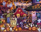 Halloween Barn Dance Countdown Calendar