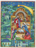 Born in Bethlehem Advent Calendar