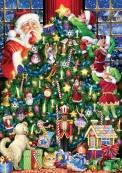 The Star on Top Advent Calendar