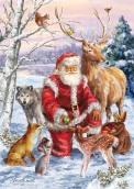 Forest Friends Advent Calendar