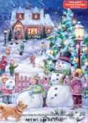 Snowman Celebration Chocolate Advent Calendar
