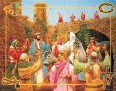 Jerusalem Lenten Countdown Calendar